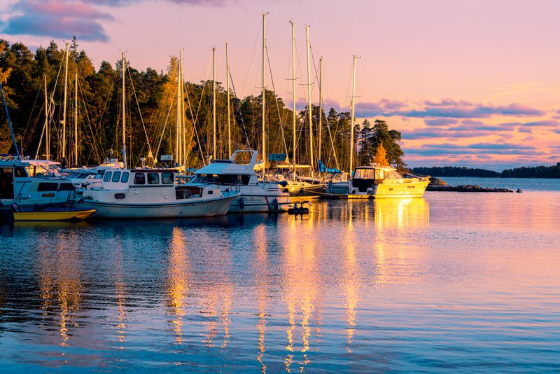 Venepaikka Helsinki